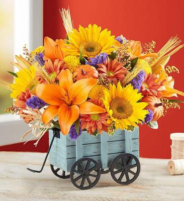 Harvest Hayride Bouquet