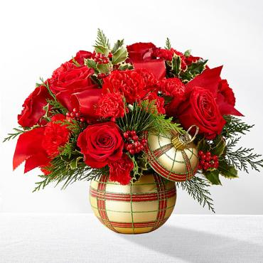 The Holiday Delights Bouquet