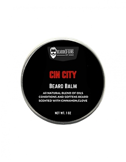 Cin City Beard Balm (1 Oz)