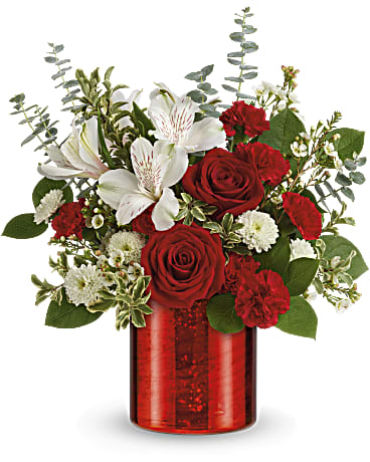 Crimson Crush Bouquet