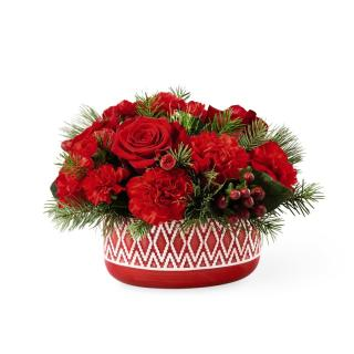 The FTD Cozy Comfort Bouquet