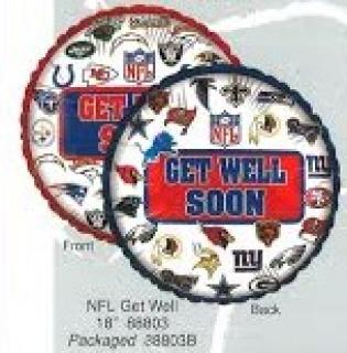 Get Well Soon NFL