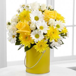 The Color Your Day With Sunshine™ Bouquet