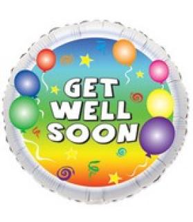 Get Well Soon Balloons