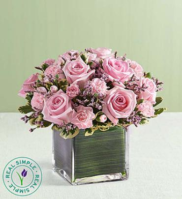 Pink Rose Fancy by Real Simple®