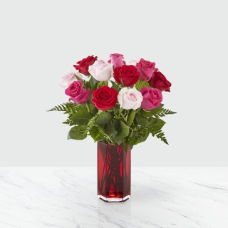 The FTD Sweetheart Roses Bouquet