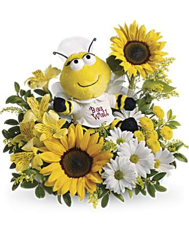 Bee Well Bouquet