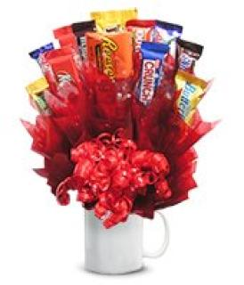 Design your own candy bouquet