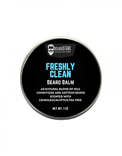 Freshly Clean Beard Balm (1 Oz)