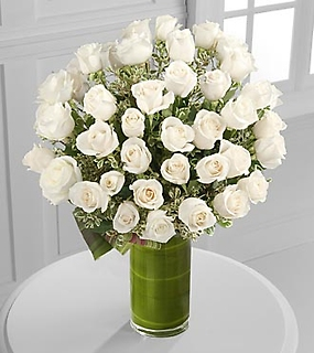 Clarity Luxury Rose Bouquet - 48 Long Stem bouquet